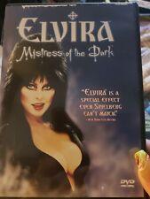 Elvira, Mistress of the Dark (DVD, 2001)