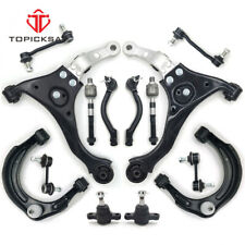 14 Pc New Suspension Kit for 2006-2008 Hyundai Sonata Front Control Arms Tierods