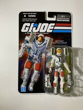 G.I.JOE EXCLUSIVE CLUB FSS 8.0: PAYLOAD - SHUTTLE DEFIANT PILOT