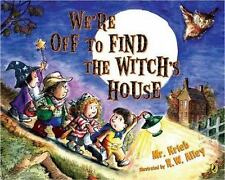 We're Off to Find the Witch's House Richard Krieb Paperback