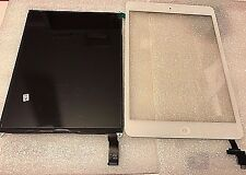 LCD + Touch Screen Digitizer / Replacement For Apple iPad Mini 1st White,free sh