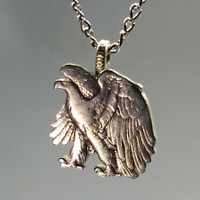 Walking Liberty Cut Coin Necklace Pendant