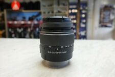 Sony 18-55mm DT F3.5-5.6 SAM For Sony A Mount