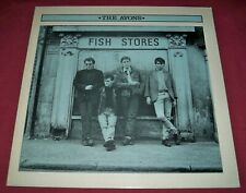 """THE AVONS Four Songs - RARE 12"""" VINYL EP - Létharge Records ARGE11 1986 UK -- NM"""