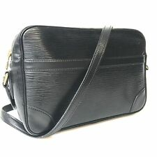 Louis Vuitton Epi Trocadero shoulder bag M52301 black used 3136-10A15