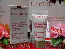 Clarins Extra Firming Neck Anti Wrinkle Cream (5ml) ♡Free Post♡