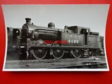 PHOTO  LNER EX GNR CLASS N1 0-6-2T LOCO NO 4599 AT HORNSEY BR 69479