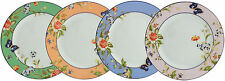 AYNSLEY COTTAGE GARDEN 4 COLOUR PLATES 20.5cm - NEW/BOXED