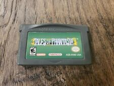 Tales of Phantasia (Nintendo Game Boy Advance, 2006) Authentic and tested!