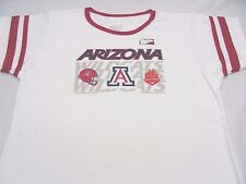 Arizona Wildcats - Augusta Sportswear - Ladies Slim Fit Medium Size T Shirt!