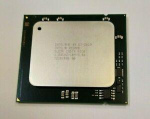 Intel Xeon Processor CPU SLC3R E7-2820 18 MB L3 Cache 2GHz 8 Core 5.86GT/s 105w