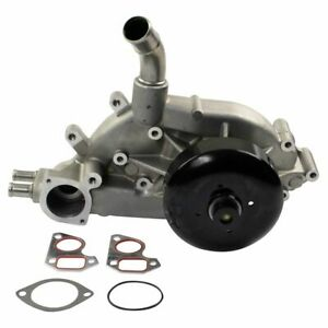 AC DELCO Water Pump for Hummer Saab Buick Cadillac Chevy GMC Pickup Truck V8