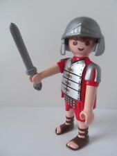 Playmobil Figura Soldado Romano/Gladiador Con Casco & Sword (Cabello Castaño) NUEVO