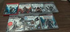 Assassins Creed Games Collection for PS3