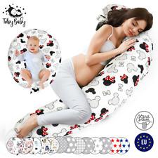 Stillkissen Stillmond Schwangerschaftskissen Lagerungskissen Schwangere Kissen