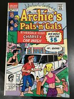 Archie's Pals 'n' Gals #216 July 1990 Betty Veronica Jughead Riverdale