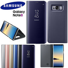 New Slim Cover Luxury Mirror Flip Case for Samsung Galaxy S8 S8+ Plus Note 8 Lot