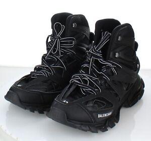 24-31 1,190 Men's Sz 42 M Balenciaga Track Hike Sneaker In Black