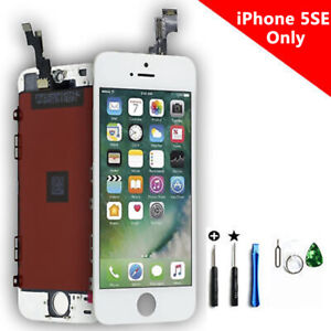 Model A1723 A1662 Screen Replacement+LCD Digitizer Assembly LOT for iPhone 5SE