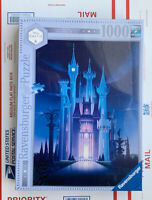 NEW Disney CASTLE COLLECTION Cinderella Ravensburger Puzzle Limited Release 1000