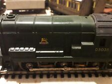 00 Gauge Triang 0-6-0 Loco Engine Class 08 Shunter