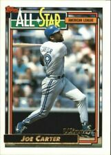 A3178- 1992 Topps Gold Winners BBl Cards 401-600 -You Pick- 10+ FREE US SHIP