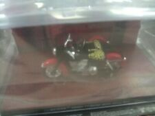 Batman Automobilia Classic TV Series Black Widow Bike motorcycle Eaglemoss #83