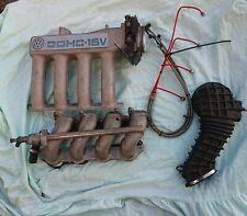 Vw Mk2 Scirroco Mk1 Golf  KR 16v Intake Manifold / boot /throttle body rare