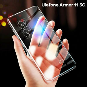 Case For Ulefone Armor 11 5G ShockProof Ultra Thin Soft Phone TPU Silicone Cover