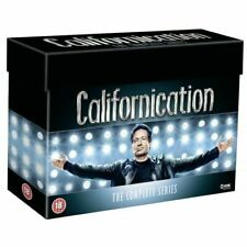 Californication The Complete Collection 5014437192936 DVD Region 2