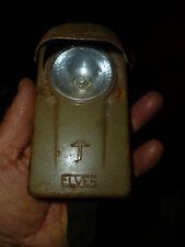 Ancienne Lampe de poche Armée Suisse Black-Out ELVES Swiss Army Pocket Lamp