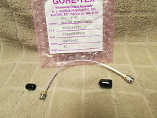 Gore-Tex RF Coaxial Cable, Made for Agilent SMA to Push-On NOS