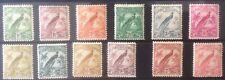 Australia New Guinea. 1932 Mint Set To 10/- Sg177-188