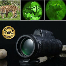 High Powerful Military Monocular Long Range 8000m Telescope For Travel Hunting