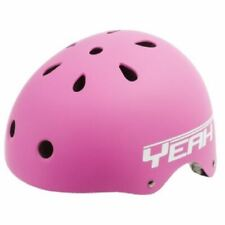 Ventura Yeah! BMX/Skateboard Safety Helmet Matte Pink