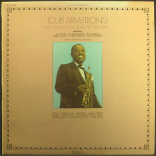 LP LOUIS ARMSTRONG - the immortal live sessions 1944 / 1947, nm