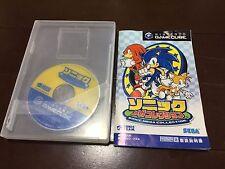 GAMECUBE GAME CUBE SONIC MEGA COLLECTION 2002 NTSC-J JAPAN