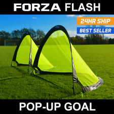FORZA Flash Pop-Up Soccer Goal [3 Sizes] – Portable Kids Practice Target Goal