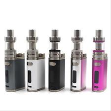 Temperature Control LCD Vape E Pen Cigarettes Vapor Kit High Smoke 75W Tc Mod