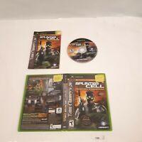 Tom Clancy's Splinter Cell: Pandora Tomorrow (Microsoft Xbox)