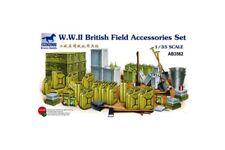 BRONCO AB3562 1/35 WW. II. British Field Accessories Set