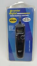 Premier Digital Timer Remote Control TMC-DC1 for Nikon D80/D70s rc300