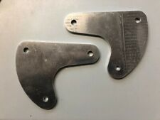 FORD Escort Mk2 boot plaques latérales pare-feu standard intérieure arches rally