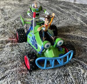 Toy Story, Disney, Remote Control Car, No Remote, Toy Story Toys Rc Car