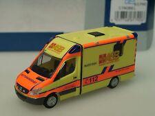 Rietze Mercedes Strobel ASB Mannheim, RTW - 61790 - 1:87