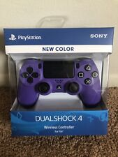Sony DualShock 4 Wireless Controller for PlayStation 4 - Electric Purple New