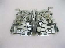 1961 1962 Chevy Impala Coupe Door Latch Lock Mechanism Assembly PAIR
