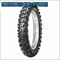 "NEW MAXXIS MOTOCROSS MX REAR RACE TYRE 14"" TO FIT YAMAHA YZ85 YZ 85 SMALL WHEEL"