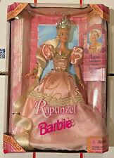 NEW Mattel Rapunzel 1997 Barbie Doll.