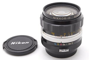 【MINT】Nikon Nikkor-O Auto 35mm f/2 Wide Angle Lens From JAPAN